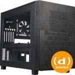 Thermaltake Core X2 MATX Cube Black