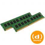Kingston ValueRam Memory 4GB 1600MHz DDR3