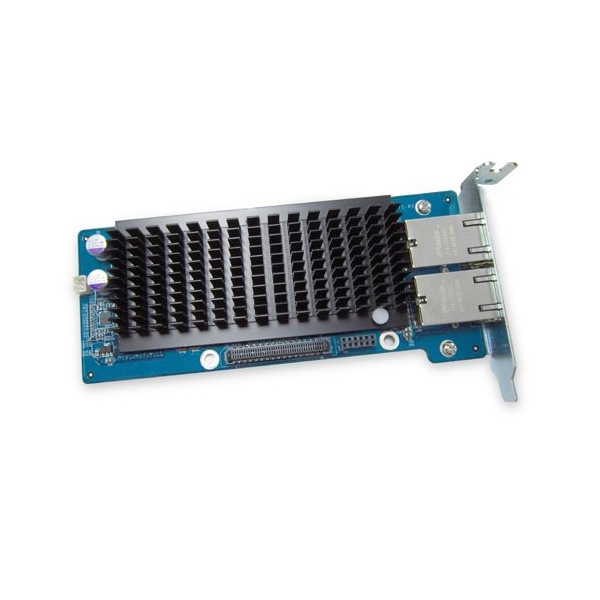 Buy the QNAP 2 Port 10GBase-T Expansion Card TOW locally in South Africa from the Digiworks.co.za store.