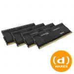 Kingston HyperX Predator Series Memory Kit 16GB 2600 MHz DDR4