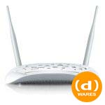 TP-LINK ADSL2+ 300Mbps WiFi N Router