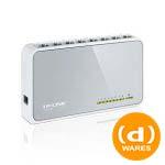 TP-LINK 8 Port Ethernet Mini Desktop Switch