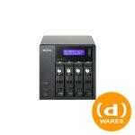 QNAP VS-4108Pro+ 4Bay 8Cn NVR