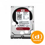 WD Red NAS Series 6.0TB Serial ATA III