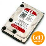 WD Red NAS Series 3.0TB Serial ATA III