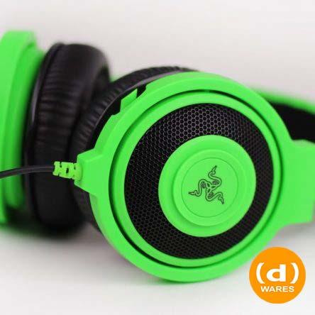 Razer Orca Green Gaming Headset