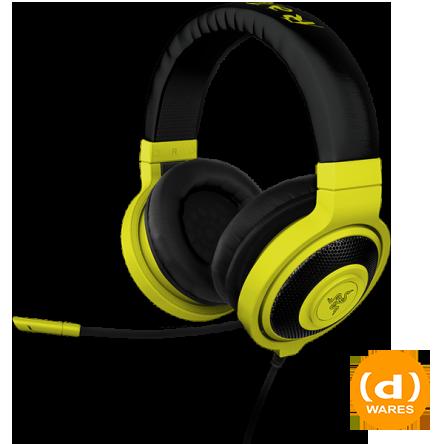 Razer Kraken Pro Neon Yellow Headset
