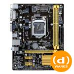 ASUS H81M-K 1150 MATX MB