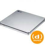 HLDS GP70 USB DVD-RW 15MM SILVER RETAIL