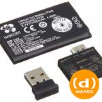 Wireless Accessory Kit for Intuos Creative Tablets
