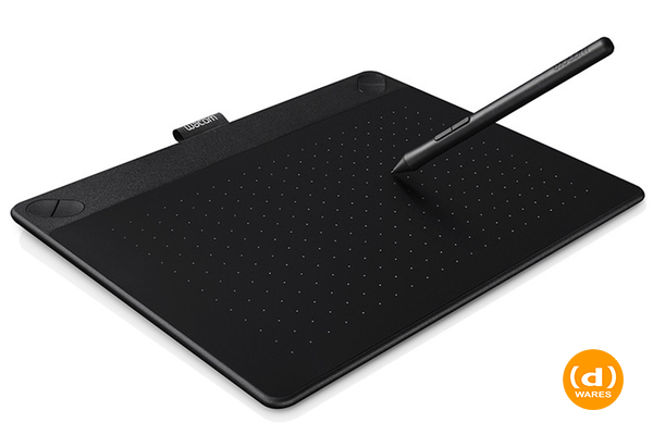 Intuos Art Black Pen & Touch Tablet (+-A6)