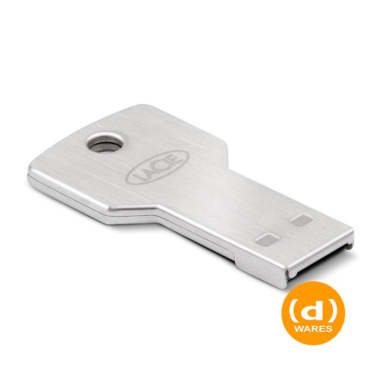 32GB LaCie PetiteKey USB2.0