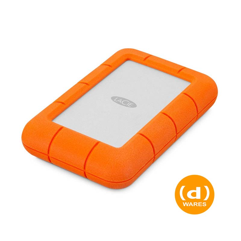 4TB Rugged Mini