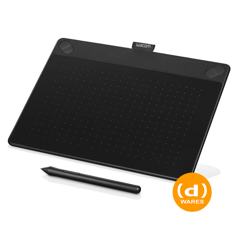 Intuos 3D Black Pen & Touch Medium Table
