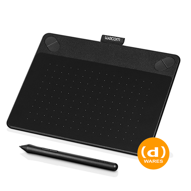 Intuos Art Black Pen & Touch Tablet