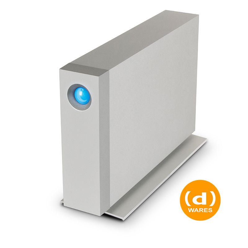 LaCie d2 USB 3.0 - 4TB
