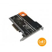 LaCie ProSATA II PCI-Express Card-4 port