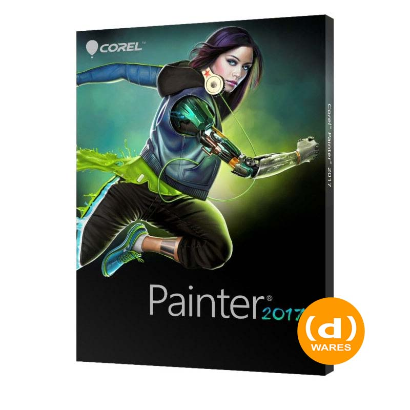 Painter 2017 ML License Media Pack