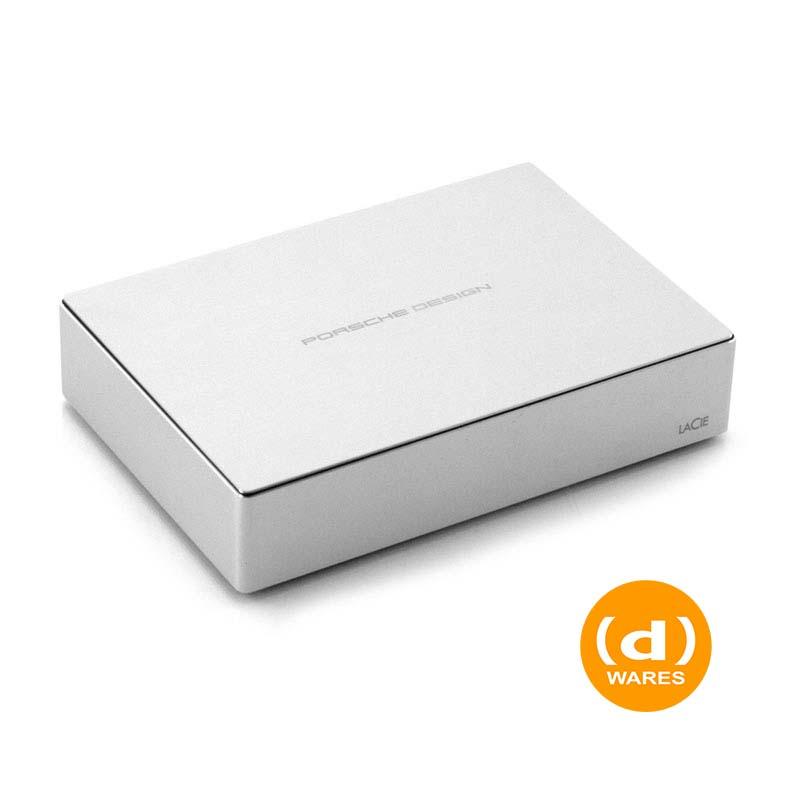 Porsche Design Desktop Drive 4TB USB-C