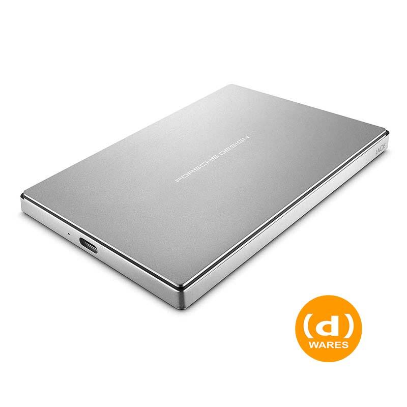 Porsche Drive 1Tb USB-C Silver