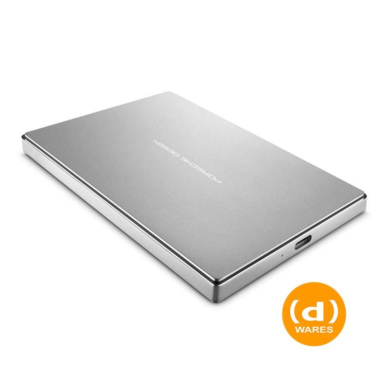 Porsche Drive 2Tb USB-C Silver