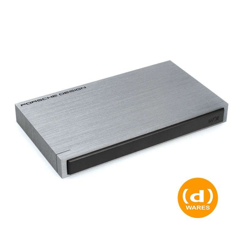 Porsche Drive 2Tb USB3.0 Light Grey