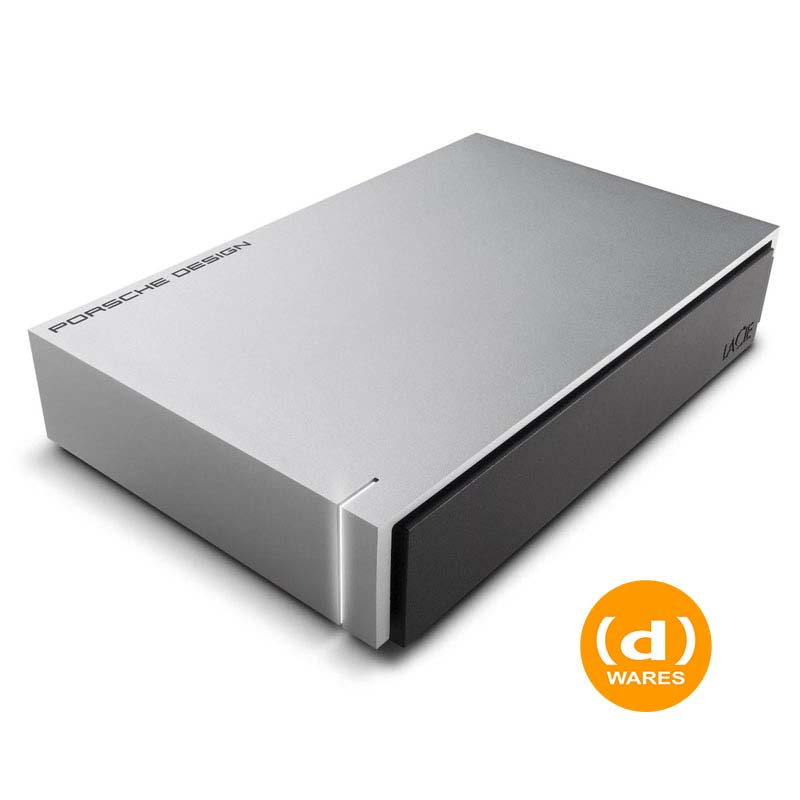 Porsche Drive 3TB USB3.0 Light Grey