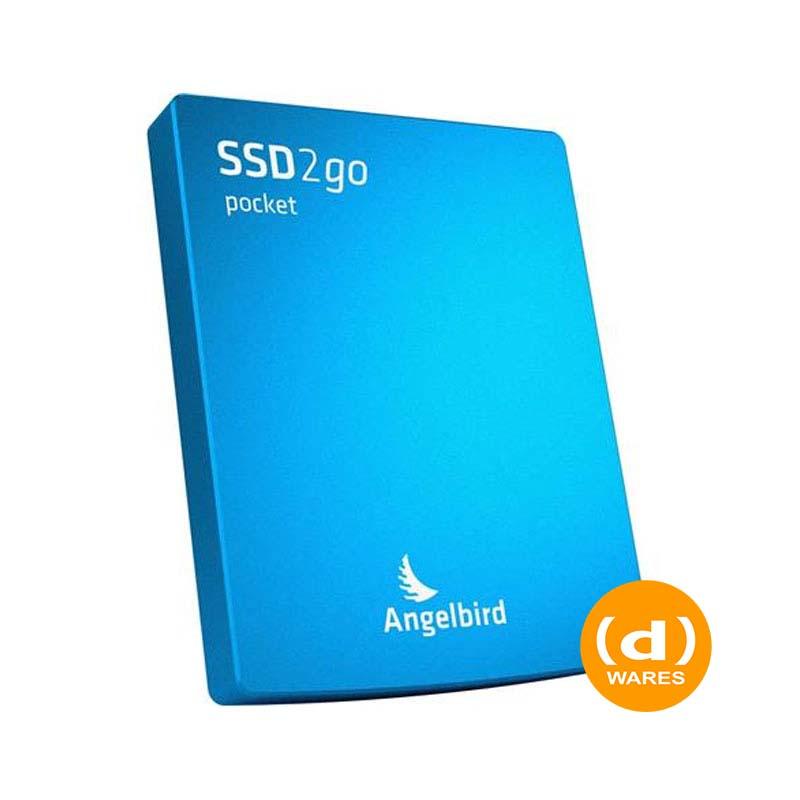 SSD2go PKT 256 GB Blue