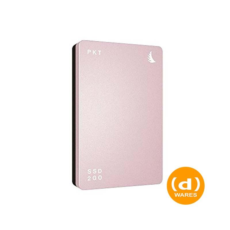 SSD2go PKT 256 GB Rose