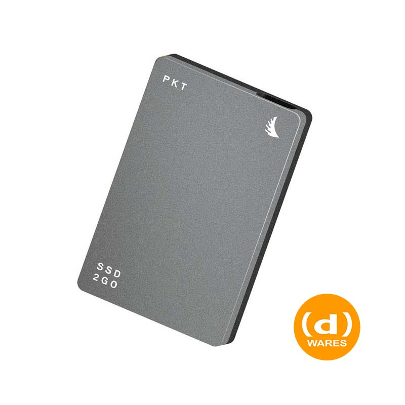 SSD2go PKT 256 GB Space Grey