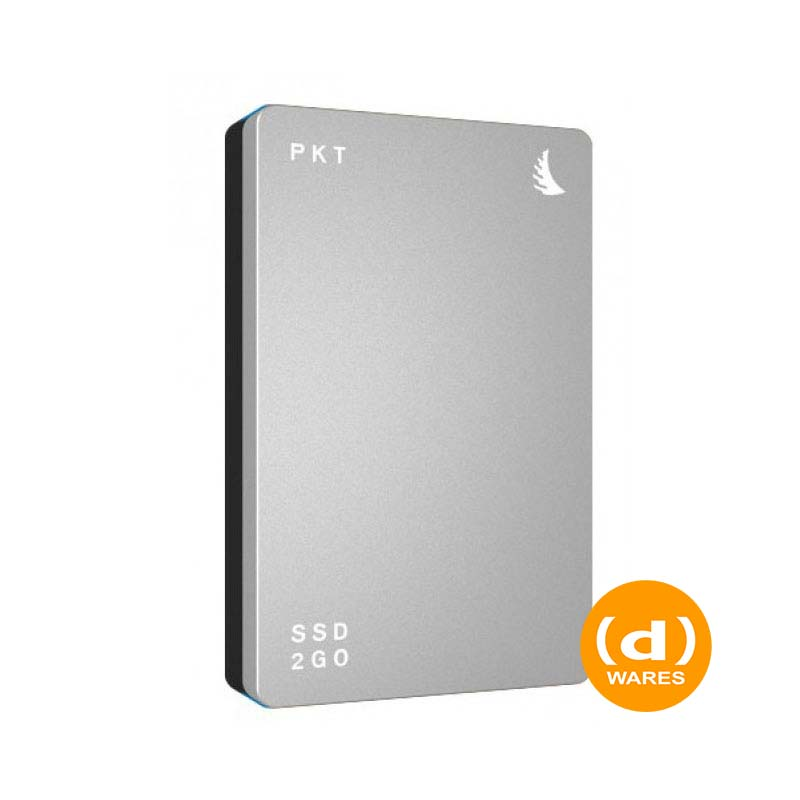 SSD2go PKT 512 GB Silver