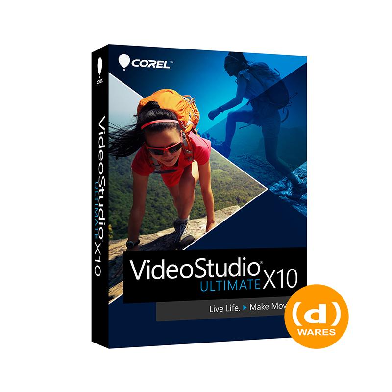 VideoStudio Pro X10 UL