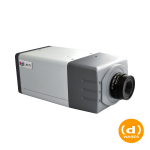 ACTI D21VA 1MP Box Camera with Fixed Lens