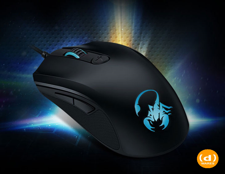 Digiwares Your Computer Gaming And Electronic Online Store Genius M8 610 Gaming Mouse Laser